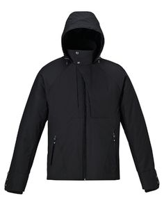 EN'SCITY TWILL INSULATED JACKETS WITH HEAT REFLECT TECHNOLOGY