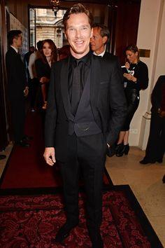 Actor 2014: Benedict Cumberbatch - GQ.COM (UK)