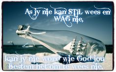 Geduld.... Afrikaanse Quotes, Places To Visit, Potatoes, Faith, Words, Movie Posters, Patience, Potato, Film Poster