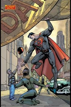 10 Coolest Alternate Versions of SUPERMAN from Around the Multiverse | Newsarama.com