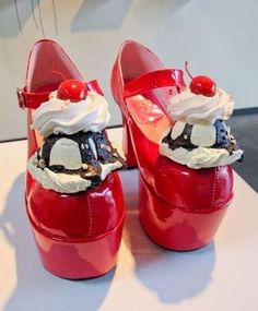 cup cake high heels - Google Search