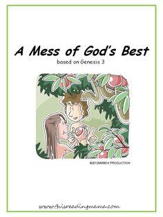 A Mess of God's Best Reader pict