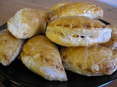 """Lime or Lemon?: Empanadas / small pies with a filling / or """"pirukad"""" in Estonian"""
