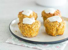 Low-Carb Rübli-Muffins