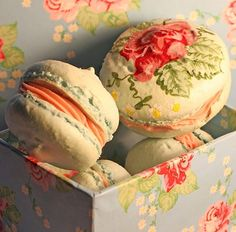 I think these are sandwiches, but I know they are too incredible to eat!