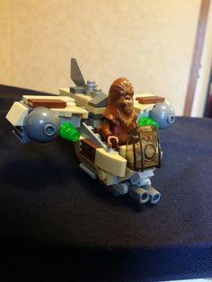 Wookiee Gunship