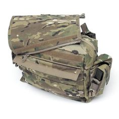 Hunting Bags The Cheapest Price Wolfslaves Airsoft Military Tactical Drop Leg Bag Adjustable Molle Outdoor Hunting Accessories Comping Case Acu Multi Camo Goods Of Every Description Are Available