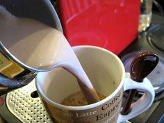 Spoon Matters: Nespresso Recipes: Cafe Mocha