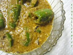 Photo: Tanvi Ingredients b fresh jalapenos Dry Ingredients: 1 tablespoon white poppy seeds cup white sesame seeds cup raw peanuts 1 teaspoon whole coriander seeds 1 teaspoon cumin seeds Sauce 2 teaspoons cumin seeds teaspoon brown mustard seeds [] Indian Food Recipes, New Recipes, Healthy Recipes, Ethnic Recipes, Healthy Food, Mirchi Ka Salan, Cooking Tips, Cooking Recipes, Raw Peanuts