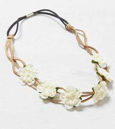 AEO Floral Headband