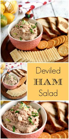 Deviled Ham From 'The Great Meat Cookbook' Recipe — Dishmaps