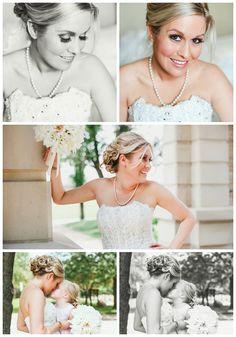 Bridal Portraits | Cedar Rapids, Iowa | Eastern Iowa Wedding Photography | Simply Radiant Weddings | Riley Curry