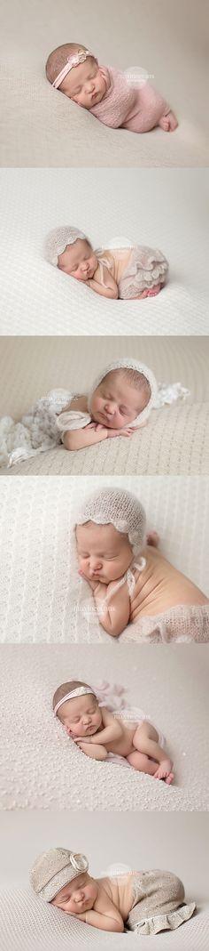 Newborn Girl. Los Angeles Newborn Photographer - Maxine Evans Photography…