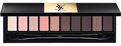 YSL Rose Degrade Couture Variation 10 Color Eye Palette Summer 2016