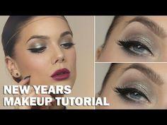 New Years Makeup (with subs) - Linda Hallberg Makeup