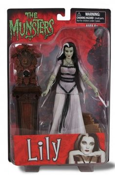 Lily Action Figure