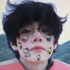 Foto Bts, Bts Taehyung, Bts Jimin, Sweet Boys, Bts K Pop, Kpop Anime, Hello Kitty, V Bts Wallpaper, Bts Aesthetic Pictures