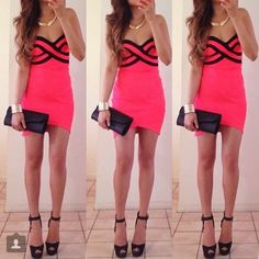 Omg how cute is this dress  cute or no?  Follow @myelitestyle @myelitestyle @myelitestyle #Padgram