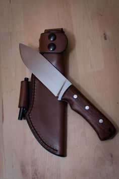 My First Handmade Knife