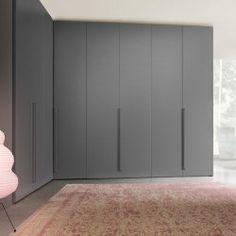 how to make recessed hidden closet with sliding door