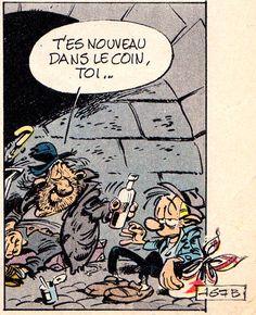 Gaston Lagaffe André Franquin Journal De Spirou n°1526 du 13 juillet 1967