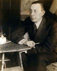 Sergeï Rachmaninov.