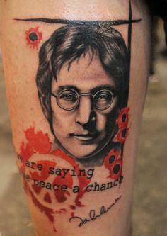 Tattoo by Krisz.