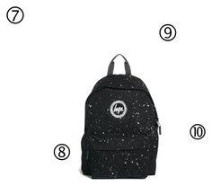 """backbags3"" by kuruczalexandra on Polyvore featuring Hype"