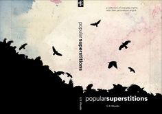 Redesign: Popular Superstitions by Alice Hallahan, via Behance