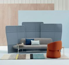 HAWORTH presents openest furniture by patricia urquiola at NEOCON