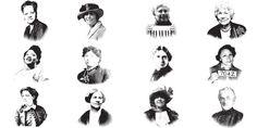 12 Badass Women Whom History Forgot