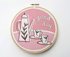 good day calendar embroidery by septemberhouse
