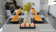 Dining Room, Room Decor, Table Decorations, Furniture, Home, Ad Home, Home Furnishings, Room Decorations, Homes