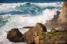 L'onda spazza via - Poesia di Pasquina Filomena