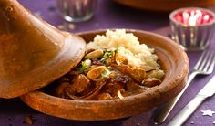 Tagine from Marrakech, Morocco