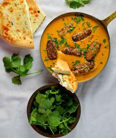 Malai Kofta ( Veggie Cheese Balls in Yellow Gravy)