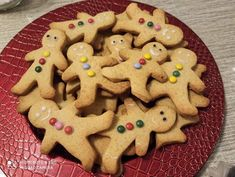 Gingerbread Cookies, Food And Drink, Desserts, Christmas, Gingerbread Cupcakes, Tailgate Desserts, Xmas, Deserts, Postres