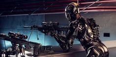Antiterrorisme - et mulig framtidsscenario. AI - B - IS som verktøy.