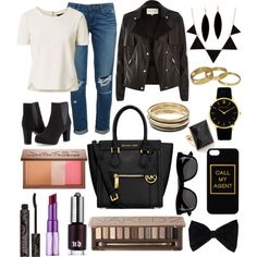 A fashion look from March 2015 featuring River Island jackets, Paige Denim jeans and Ashley Stewart ankle booties. Browse and shop related looks.