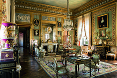 French chateau ~ Jacques Garcia