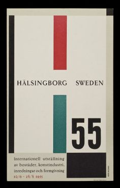 H55 poster 1955.