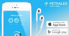 Примерно каждый десятый житель Земли испытывает проблемы со слухом. Команда IT ForYou создала серию бесплатных приложений для коррекции слуха - Слуховой Аппарат PETRALEX®, Радио, Плеер и другие. Поделитесь этим с друзьями - вместе мы поможем людям слышать мир лучше!