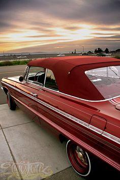 64 Chevy Impala Rag........