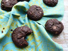 Galletas de algarroba para abundantes {Abundancia] Chocolate, Lol, Cookies, Desserts, Spices And Herbs, Pound Cake, Biscuits, Meal, Scrap