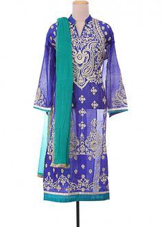 Buy Indian Salwar Kameez Online in US, UK, Canada, Australia - Kalkifashion.com