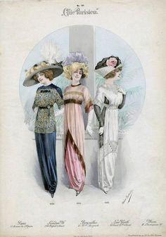 Fashion Plate 1913