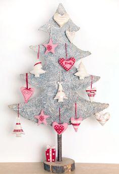 ...choinka...dekoracje...Boże Narodzenie...rękodzieło...Merry Christmas...Christmas tree