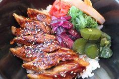 Dish No. 42: Unadon with Pickles at Ramen Takumi - Fork in the Road
