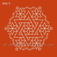 This page provides Dot Rangoli Designs and Patterns for Hindu festivals. In Tamil Nadu Rangoli is known as Kolam, Mandana in Rajasthan, Chowk Purna in Northern India, Alpana in West Bengal, Aripana in Bihar and Muggu in Andhra Pradesh. Free Hand Rangoli Design, Small Rangoli Design, Rangoli Designs With Dots, Rangoli With Dots, Beautiful Rangoli Designs, Kolam Designs, Simple Rangoli, Mehandi Designs, Dot Rangoli