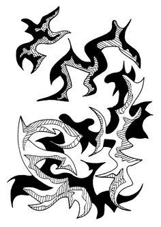 Francois Pretorius - Of Heart & Home 021 Rooster, African, Fine Art, Heart, Illustration, Artist, Animals, Design, Animaux